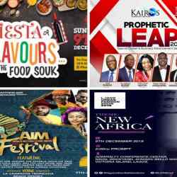Where To Go With The Children This Weekend December 8th & 9th In Lagos