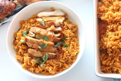 Party jollof rice