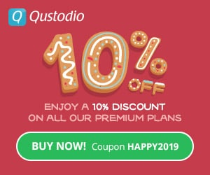 10% Discount Qustodio