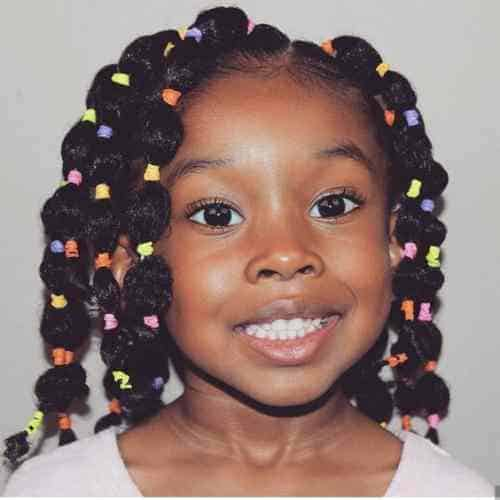 Back to School Hairstyles for Black Girls | Lagosmums