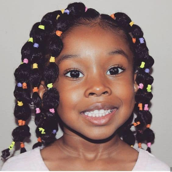 Back to School Hairstyles for Black Girls