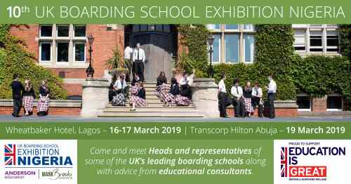 UK Boarding School Exhibition