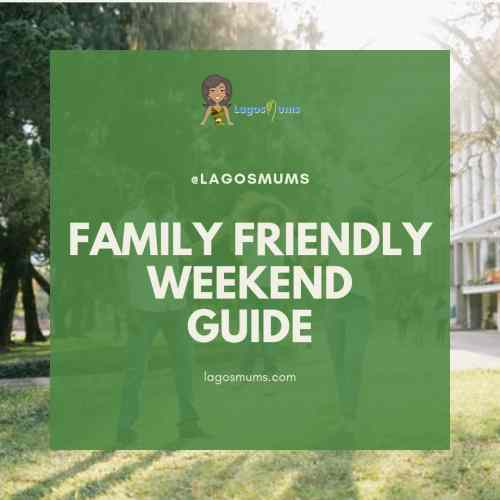 family friendly weekend guide