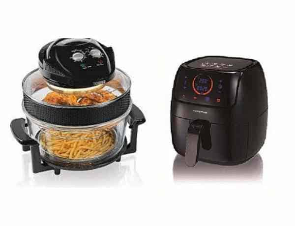 health benefits of an air fryer