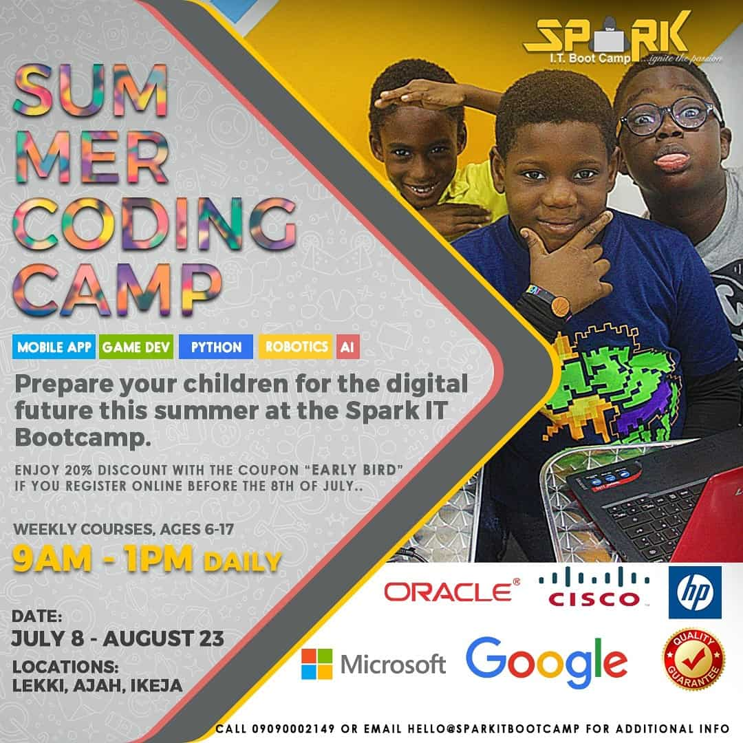 Spark IT Summer Camp