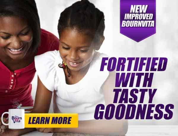 bournvita never tasted better
