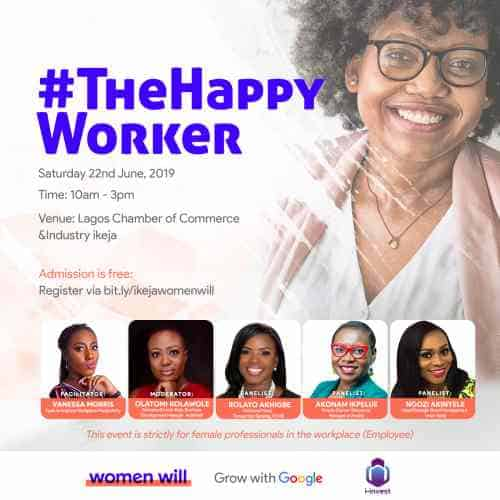 womenwill Ikeja Grow With Google
