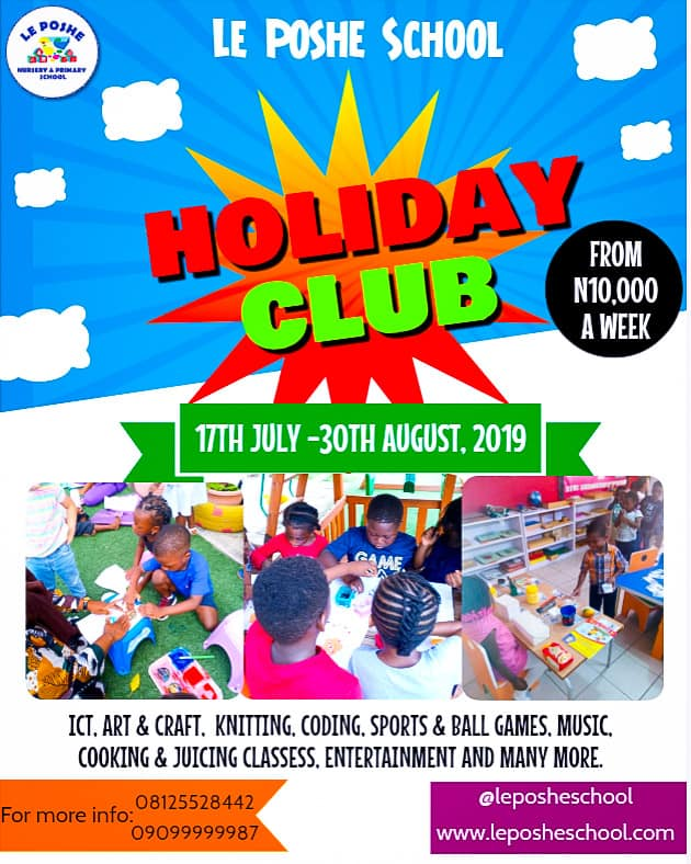 Outstanding Summer Camps Lagos 2019 Guide Lagosmums Download Free Architecture Designs Momecebritishbridgeorg