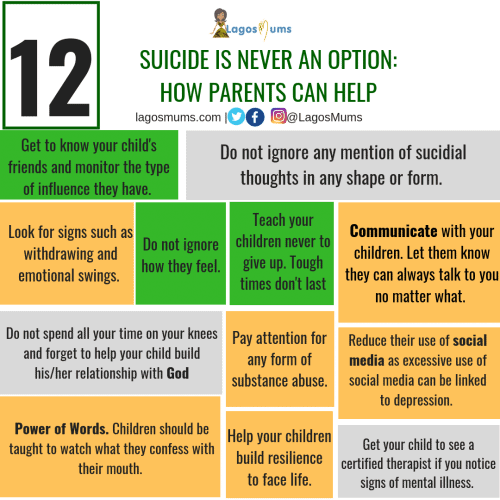 Suicide is Never an Option #wspd