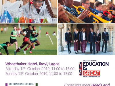 An investment in a British boarding school education reaps rewards for life…