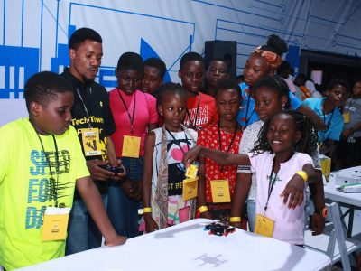 Meet The 9-Year-Old Nigerian Who Wants To Change The World Of Tech