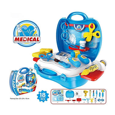 Medical toy Lagosmums