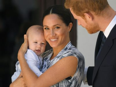 Meghan Shows The Importance of Support for New Mums