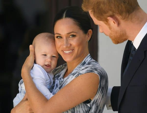 Meghan, Archie, Harry LagosMums