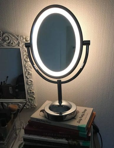 double sided light mirror Lagosmums