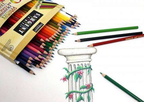 colored pencils gifts for this season Lagosmums