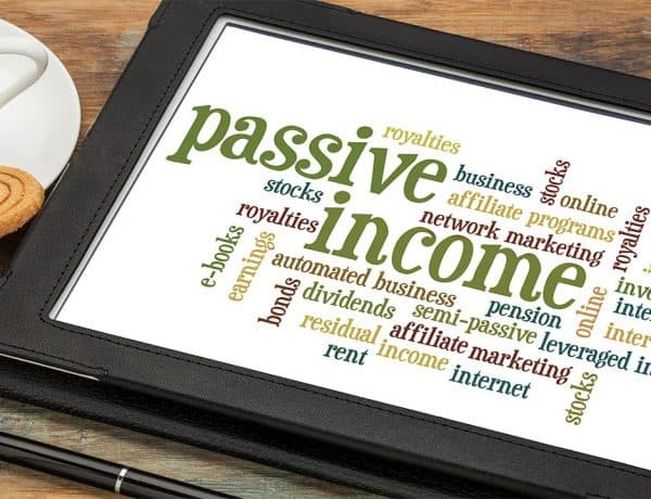 Passive income and financial independence