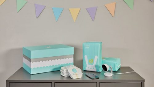 Technology Enabled Diapers