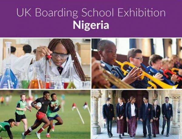 Nigeria's largest UK Boarding School Exhibition