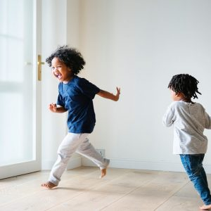How To Keep Kids Physically Active At Home