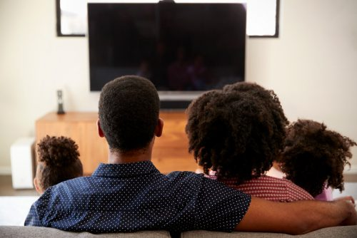 family watching movie lagosmums, things to do this weekend