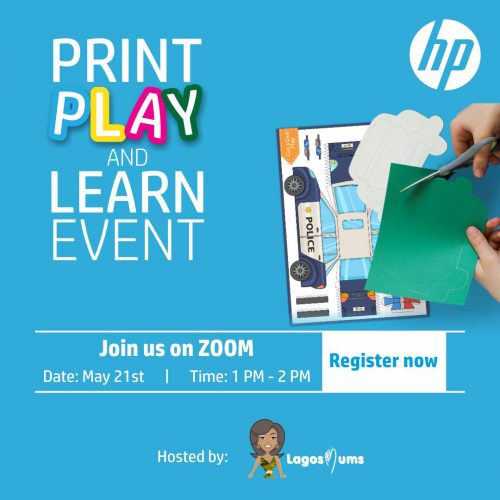 Lagosmums parenting webinar with hp