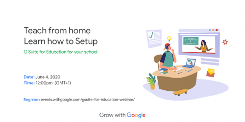 Set up G Suite For Education