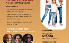 Parenting2.0 Yetty Williams Lanre Olusola Olakunle Soriyan