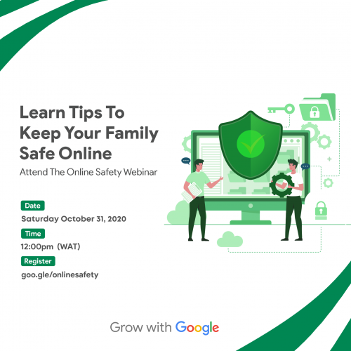 Learn how to keep your family safe online