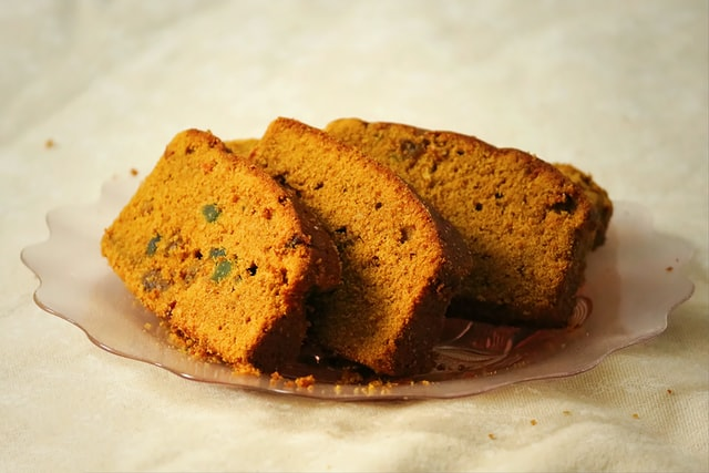 Recipe Light fruitcake