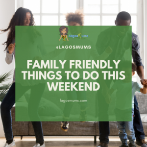Family Friendly Things to do this Weekend, May 15th – 16th