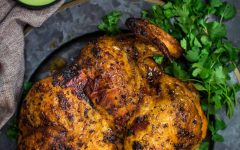 Recipe Peruvian roasted chicken