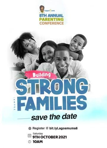 8th LagosMums Parenting Conference